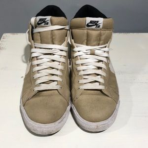 Nike Canvas High Tops